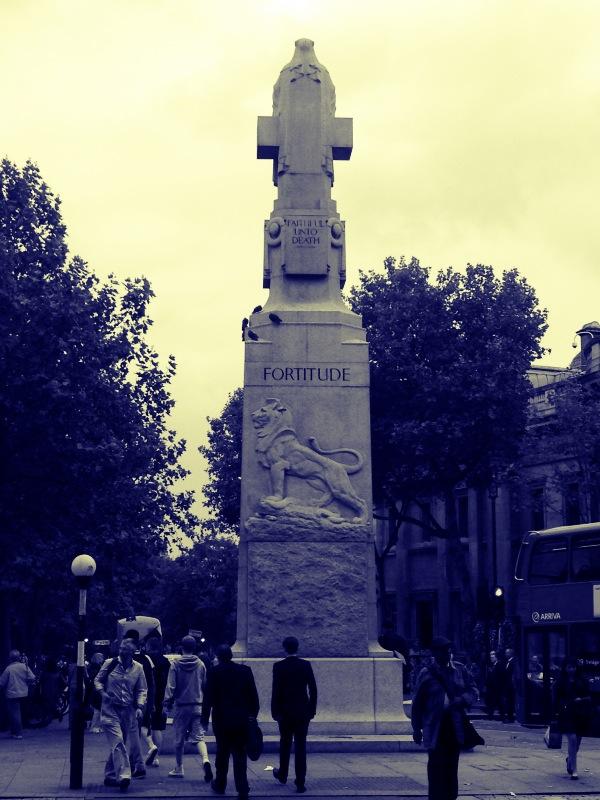 Taken in London, September 2014 .