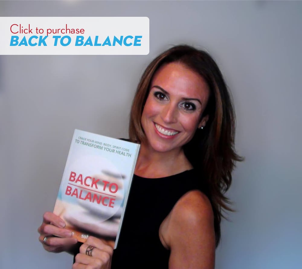 Amazon #1 Best-Seller: Back to Balance!