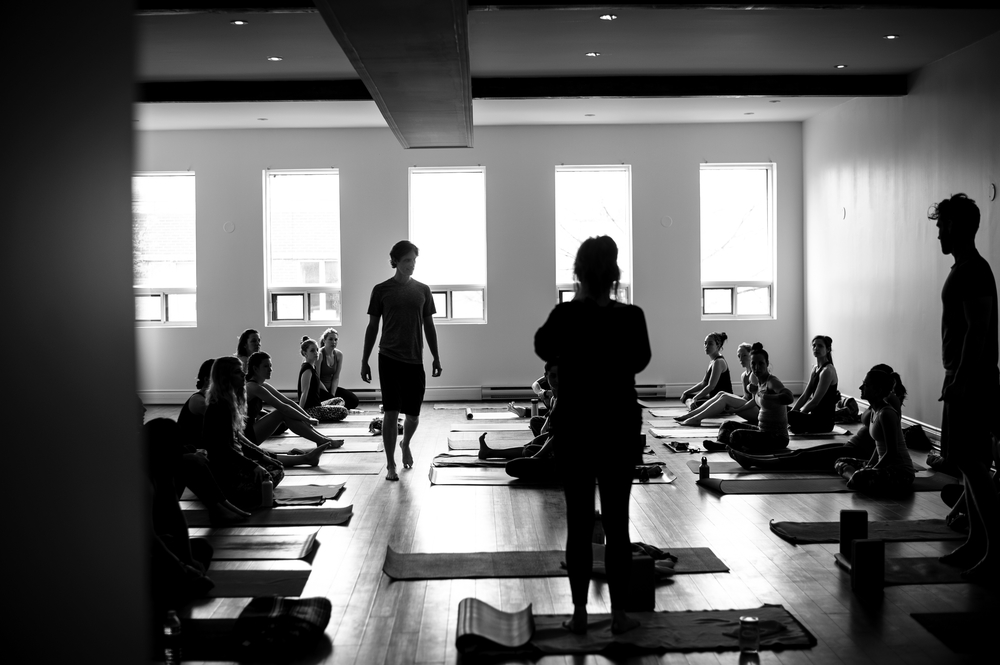 Akasha Yoga MTL   A fun, empowering yoga studio in the heart of St. Henri. Never the same way twice, beautifully bent.