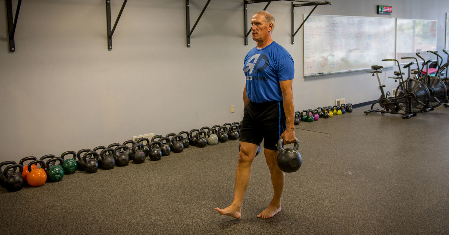 Strength 101: Farmer's Carry — Results Driven Fitness