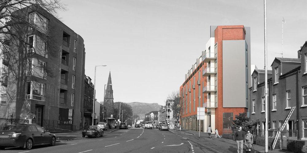 Antrim Road, Belfast