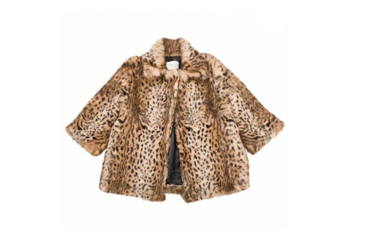 Leopard print fur coat ATELIERS PARISIENS - online  here