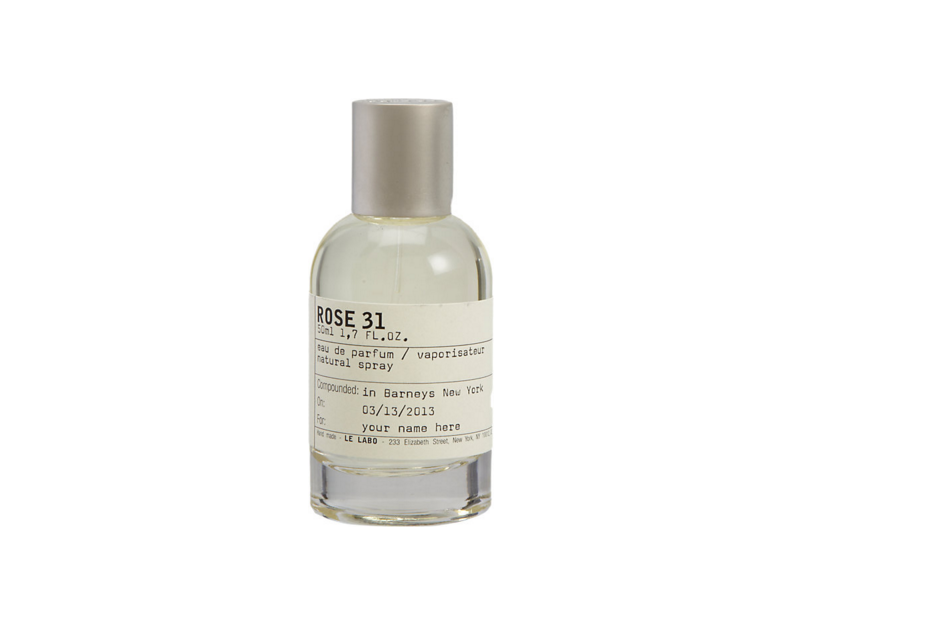 LE LABO prafume in 'Rose 31' - online   here