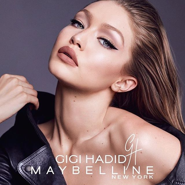 Excited to try on the Gigi Hadid Maybelline collection @maybelline @gigihadid #gigihadidxmaybelline #gigihadid #maybelline