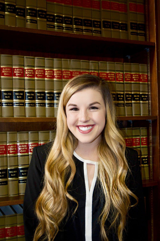 Ciara Petronzio - Legal Assistant
