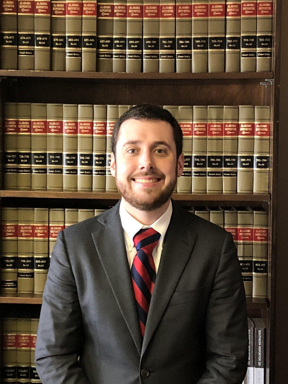Patrick Burglass - Summer Clerk