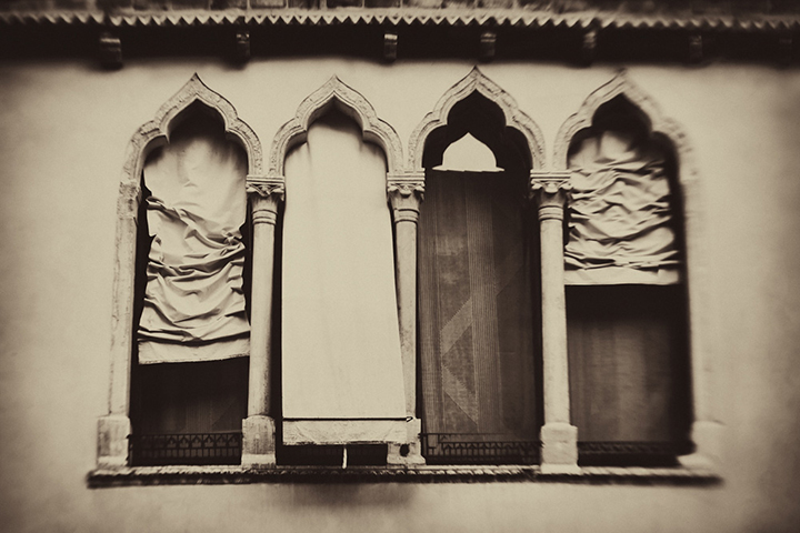 Lost Venice:  Awnings