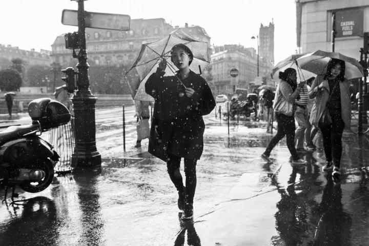 Il Pleut à Paris