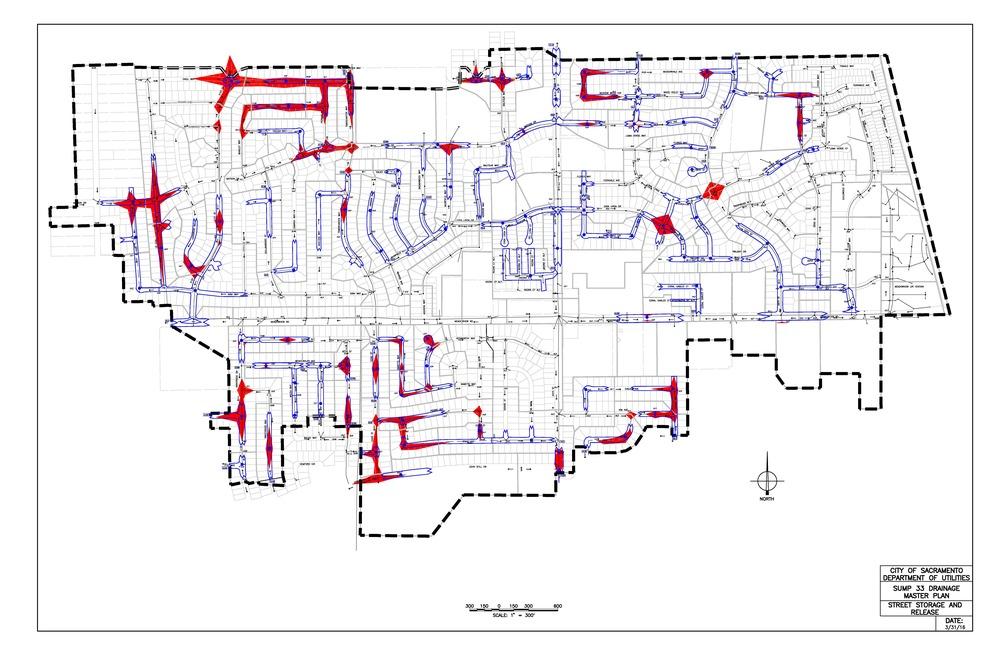 2016   Basin 33 Drainage Study