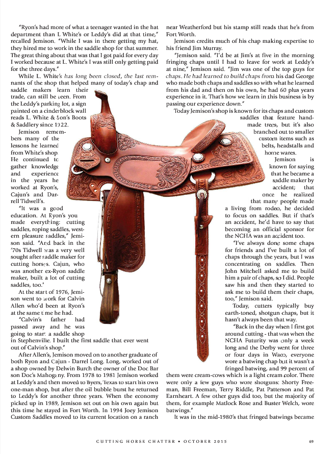 NCHA Chatter JJ Article Page 69.png