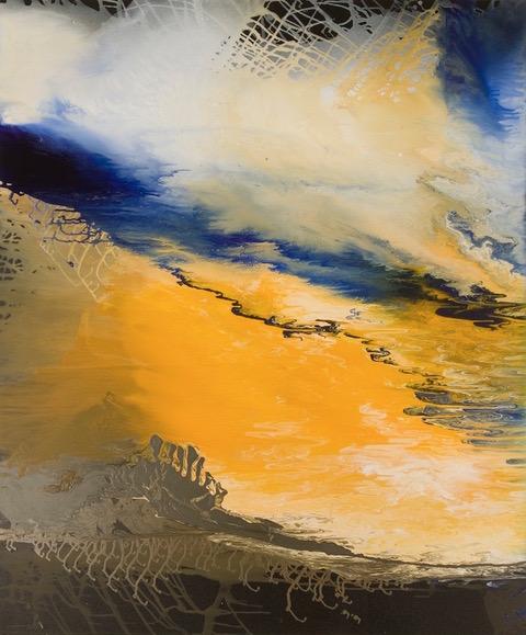 Eva Roberts / Acrylic & Oil