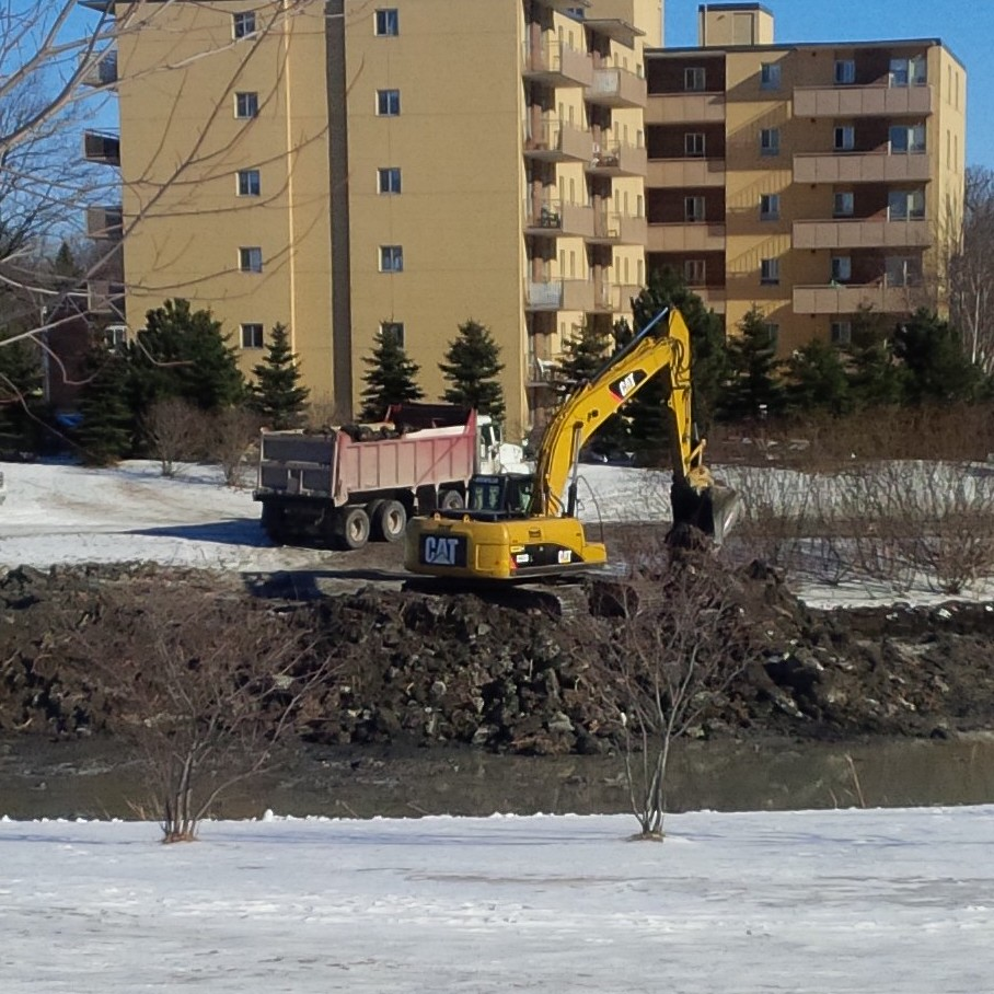 Jan 28-15 Pond excavation & trucking.jpg