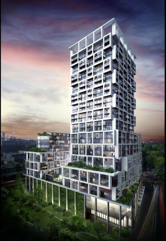 Urban Project   2131 Yonge Street