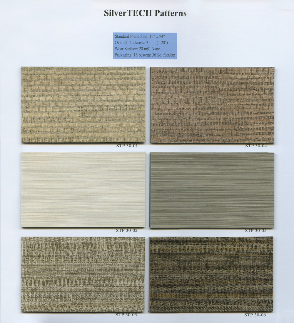 SilverTECH Patterns Volume 1 - Click to Enlarge