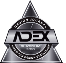 ADEX (Awards for Design Excellence) is the latest addition to ASI's portfolio of award winning products for outstanding finishes introduced to the architecture and design community.