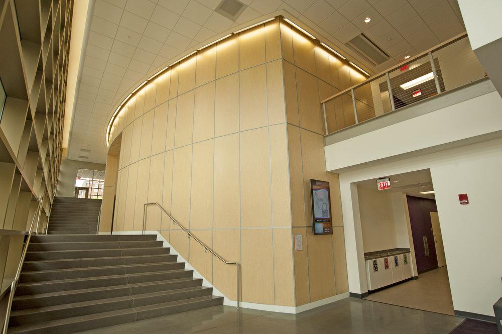 Clemson Freeman Hall