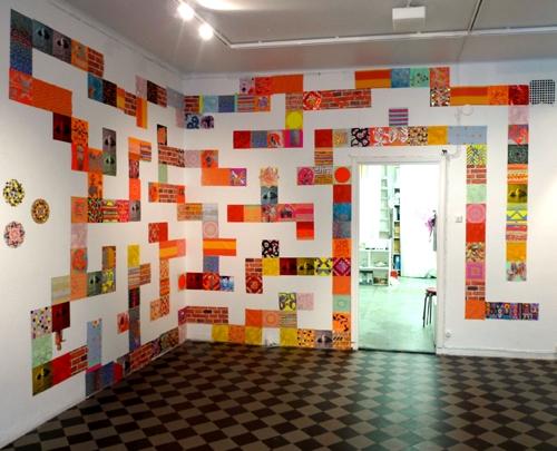 Mandalaonnettomuuksia,B-galleria,Turku,2010