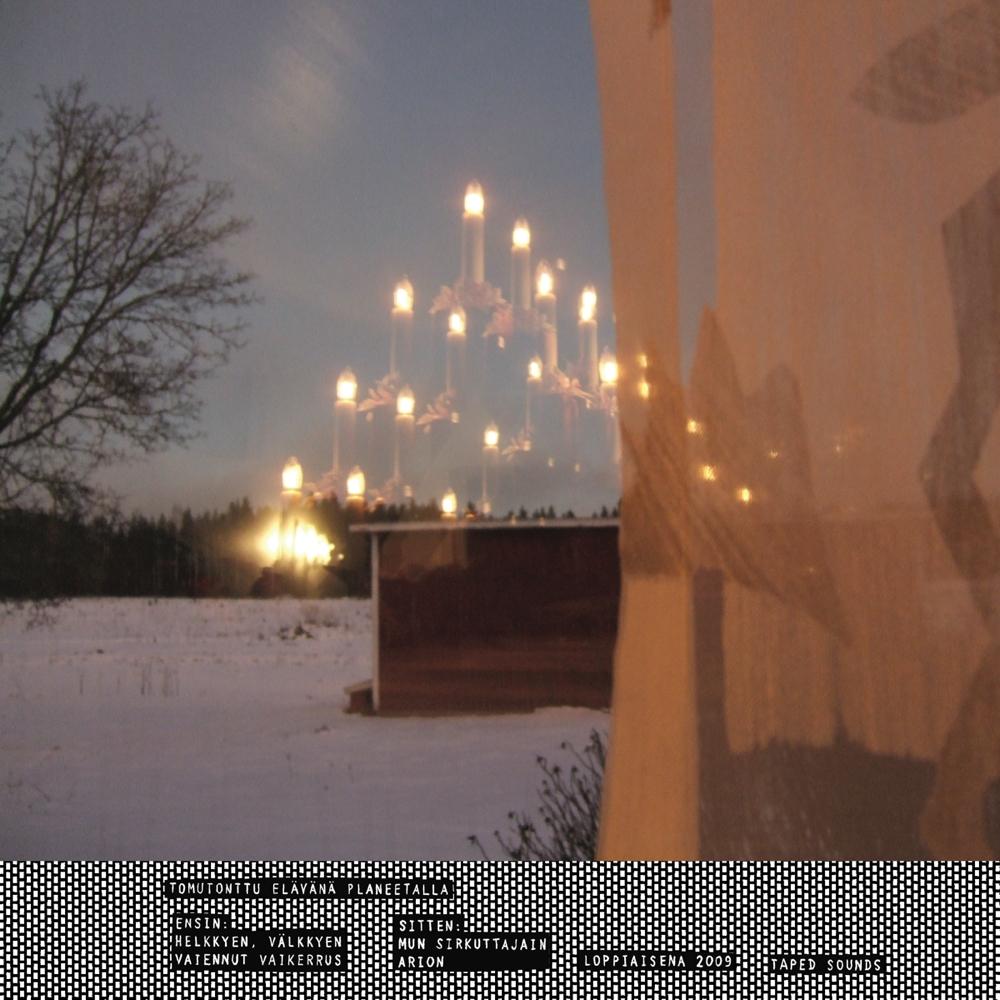 ELÄVÄNÄ PLANEETALLA (versio 1) by TOMUTONTTU