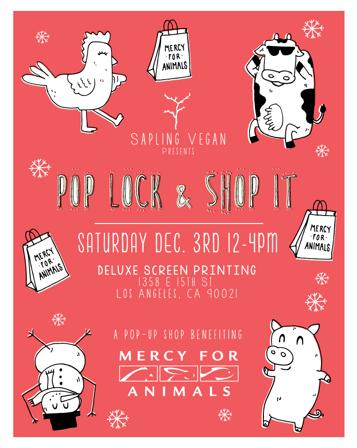 Pop Lock and Shop It December 3