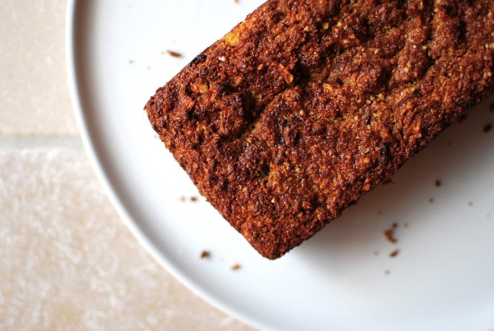 refined sugar free compost cake