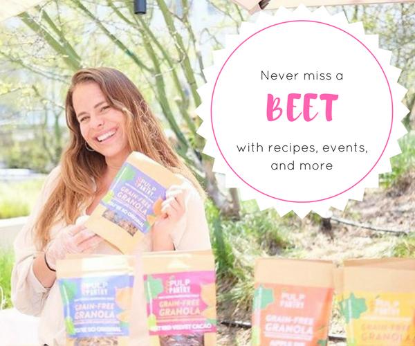 never miss a beet