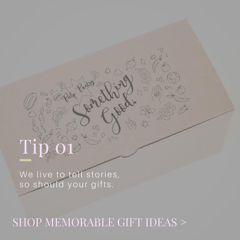 tip 01 good gifting principles