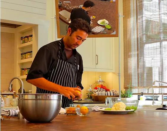 SOUL Food Salon cooking classes