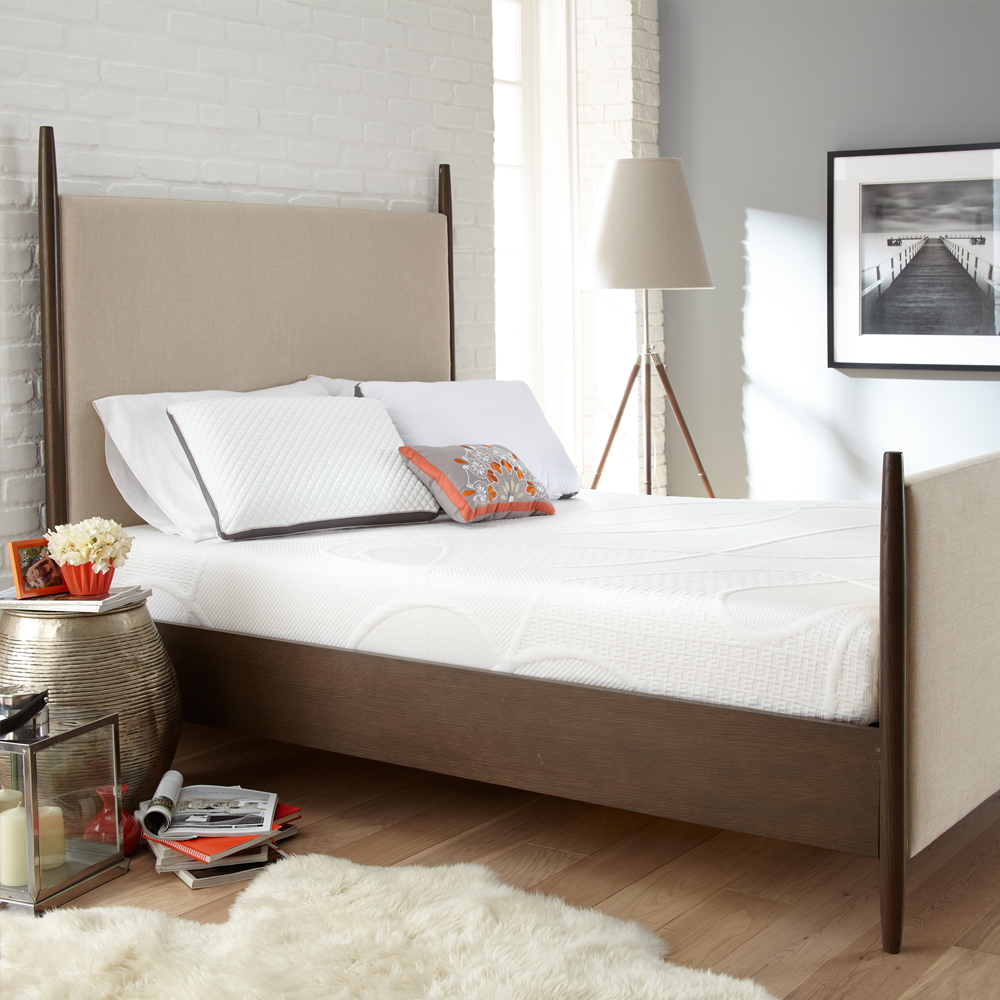 Com Ature Sleep Contour 8 Inch Independently Encased