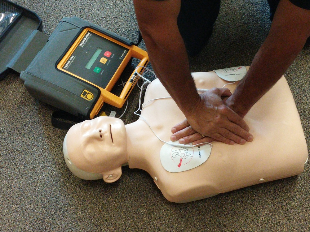 Cpr With Aedfirst Aid Course Orting Valley Fire Rescue