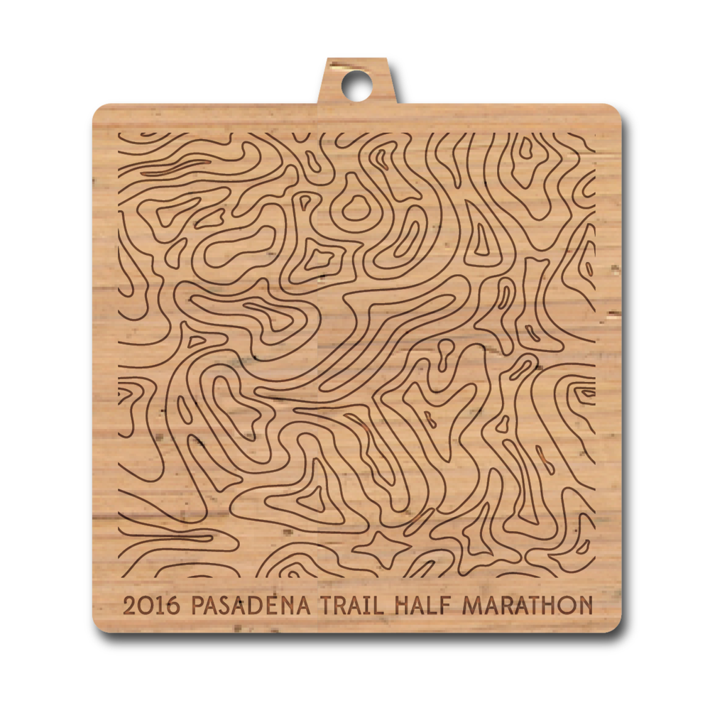 American-made & wooden Finisher Medal - Design Announced Sept 1st