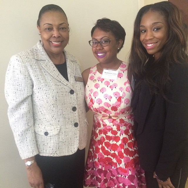 Former VP of Donor Relations & S.E.A.'s 5th Scholarship Recipient