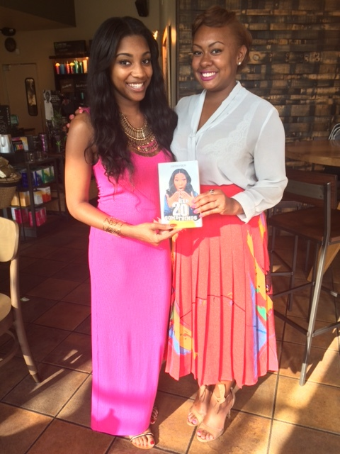 Supporting Author, Nonprofit Founder & Philanthropist Zakiyrah Ficklin