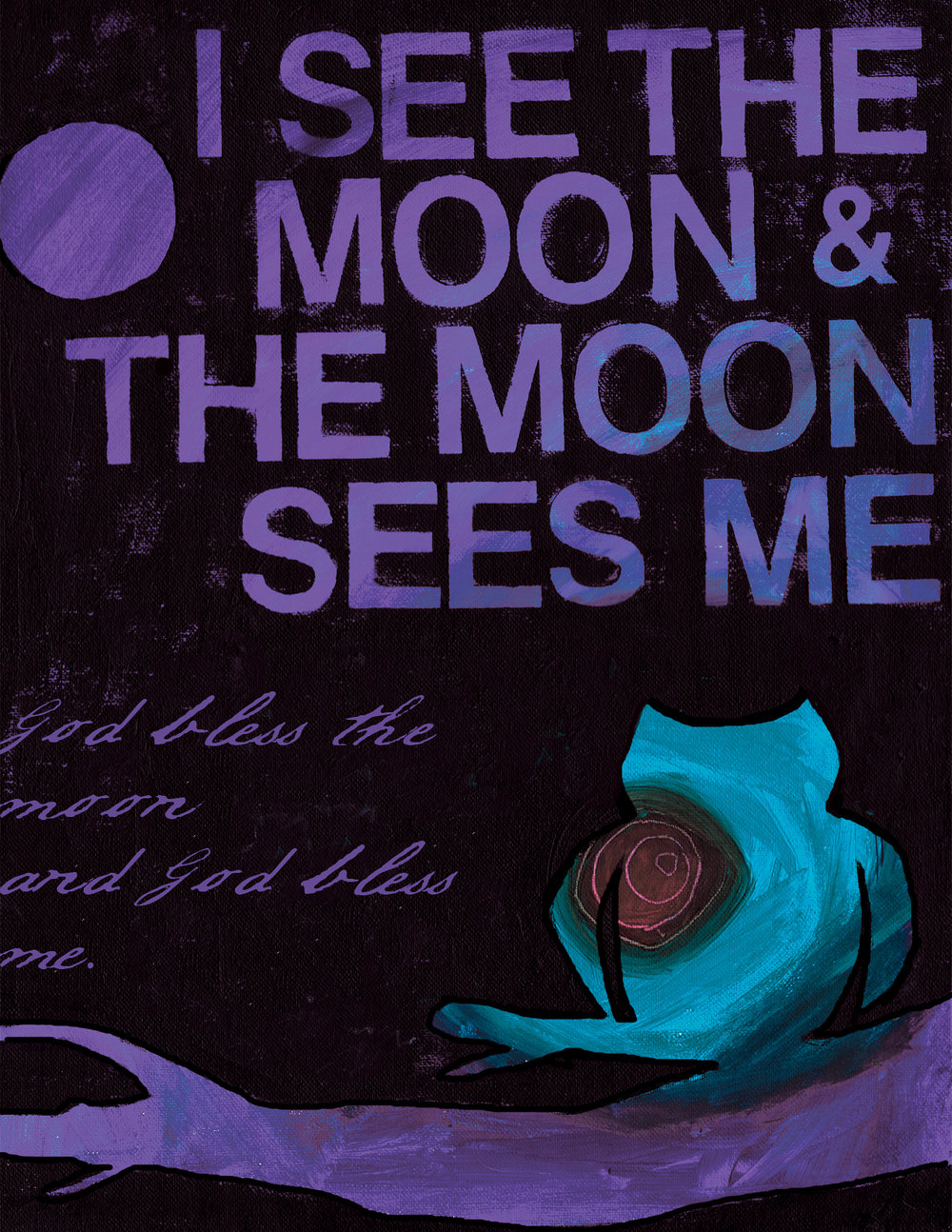 I See The Moon & The Moon Sees Me