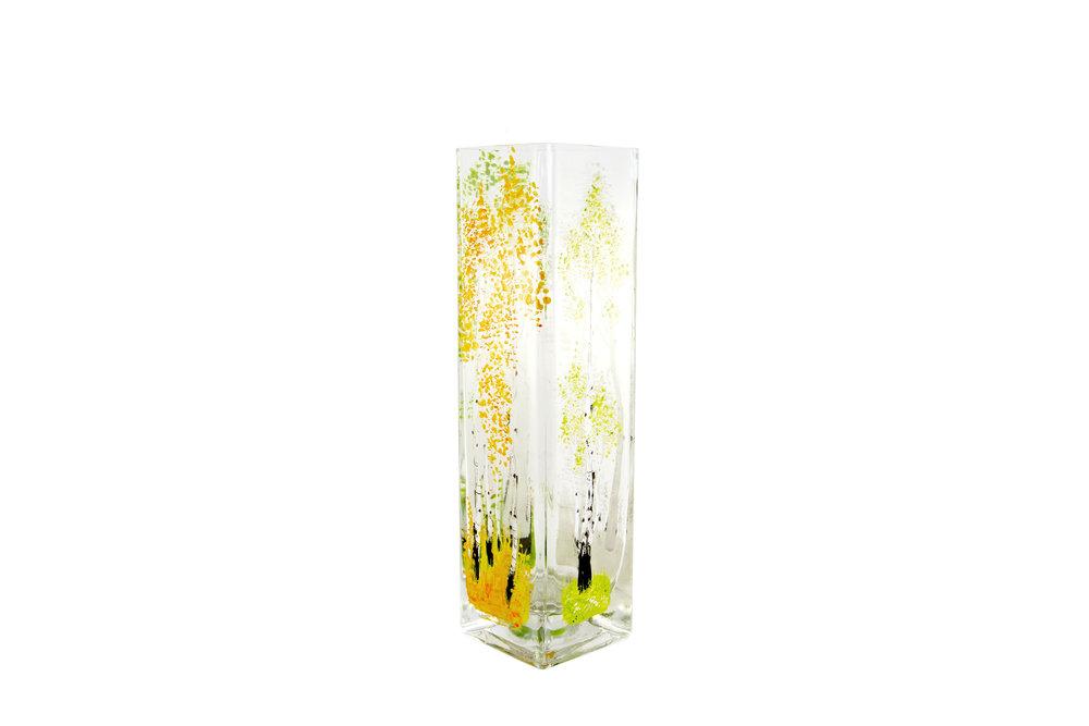 Four Seasons Vase