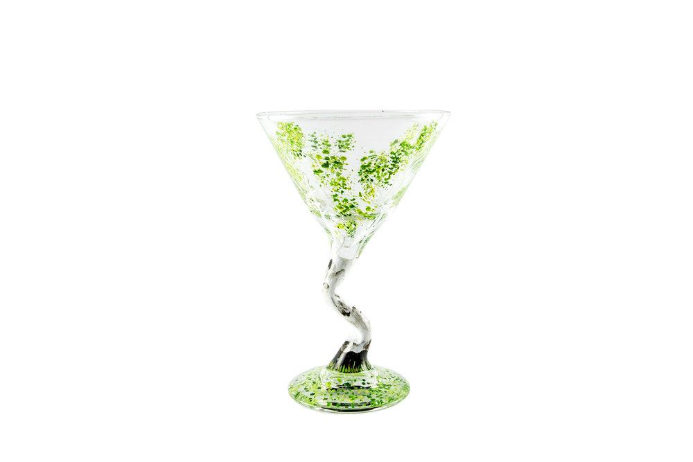 Summer Martini Glass