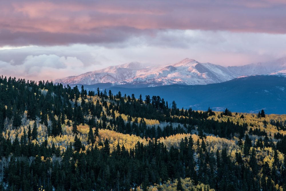 Fall in Leadville