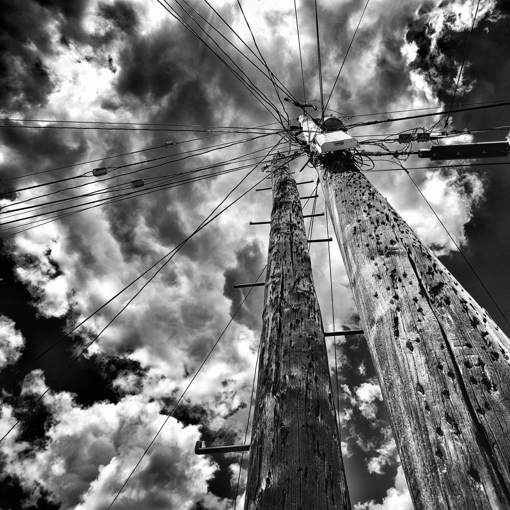 Leadville Power Lines