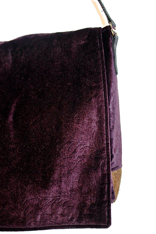 Purple Velvet Pattern