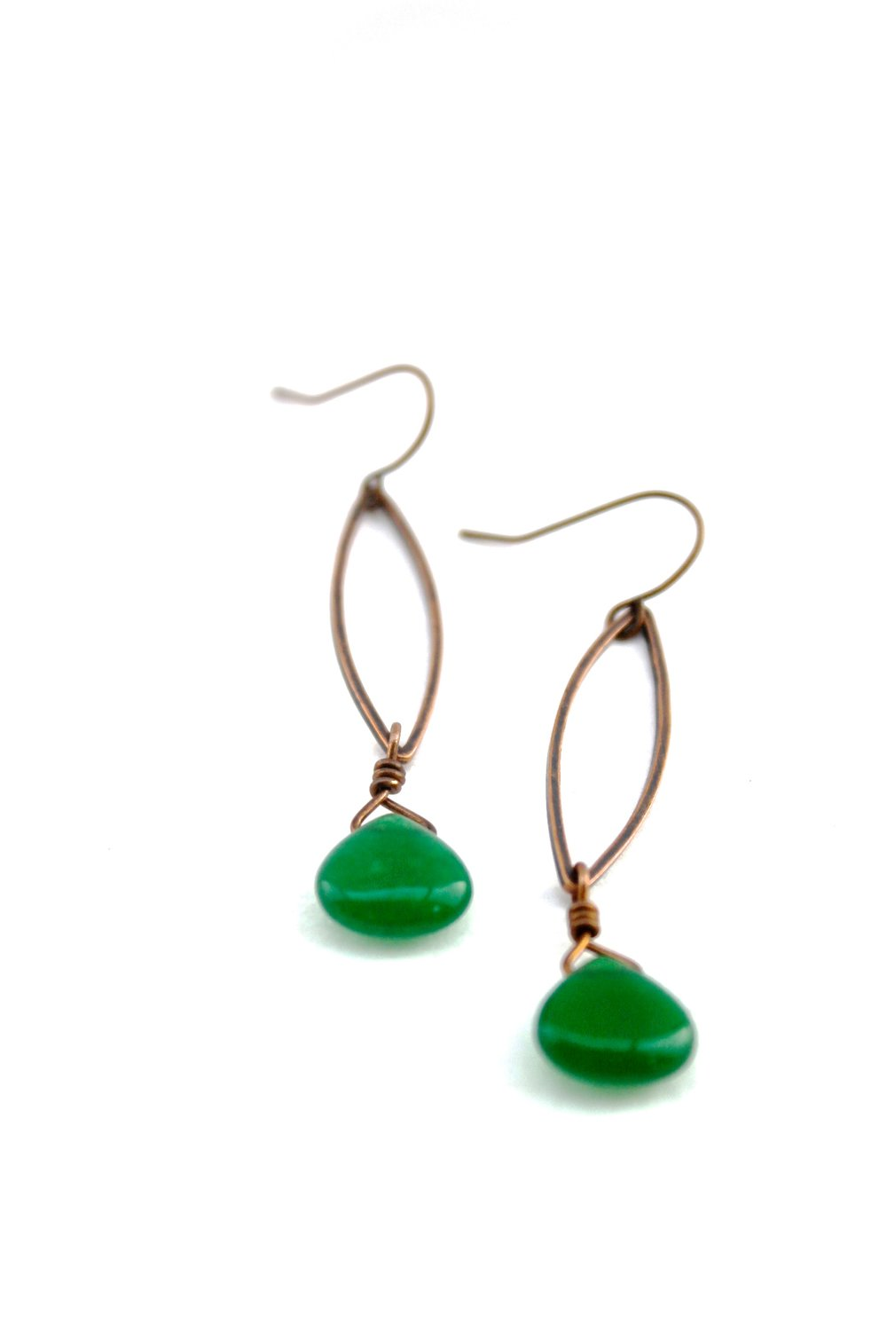 Green Jade & Brass | Boston