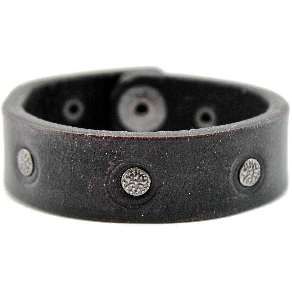 Studded Nickel Bracelet