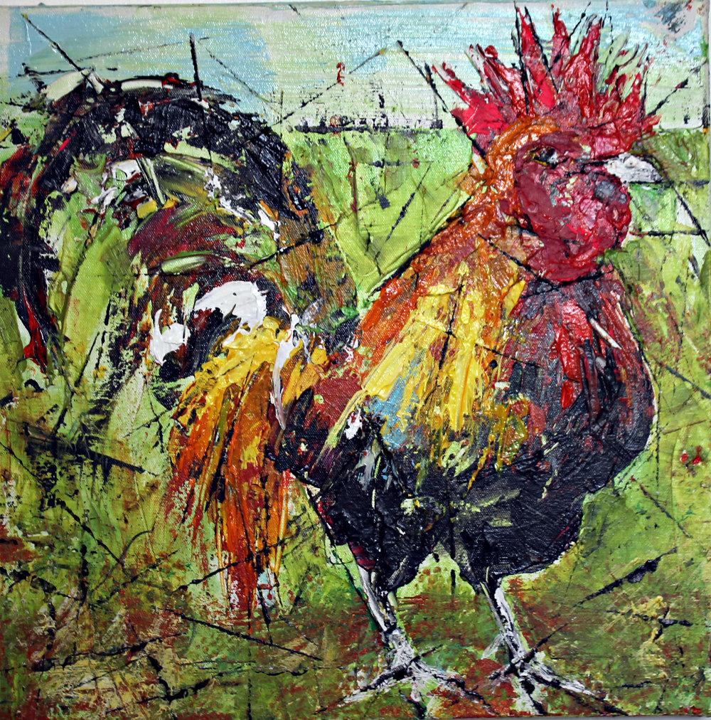Hen Pecked The Ill