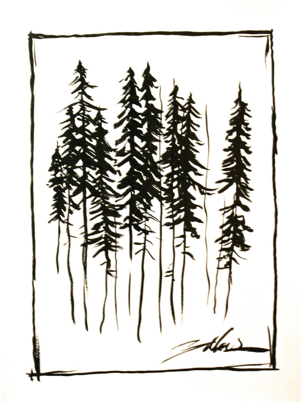 Trees | Alpine Series