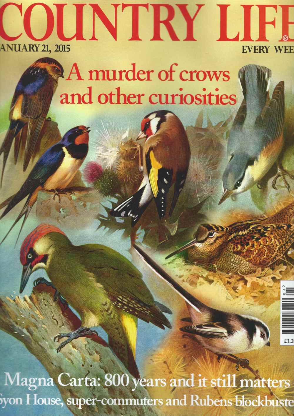 Country Life, 21 January 2015