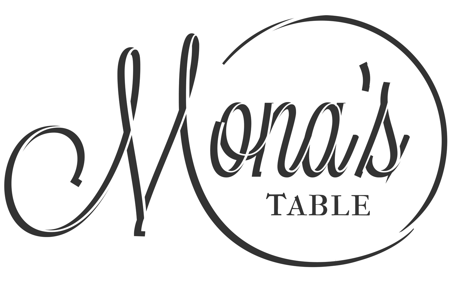 Mona's Table