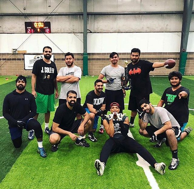 Congratulations to Pak Street Boys for winning the 20th MAP Flag Football Tournament!