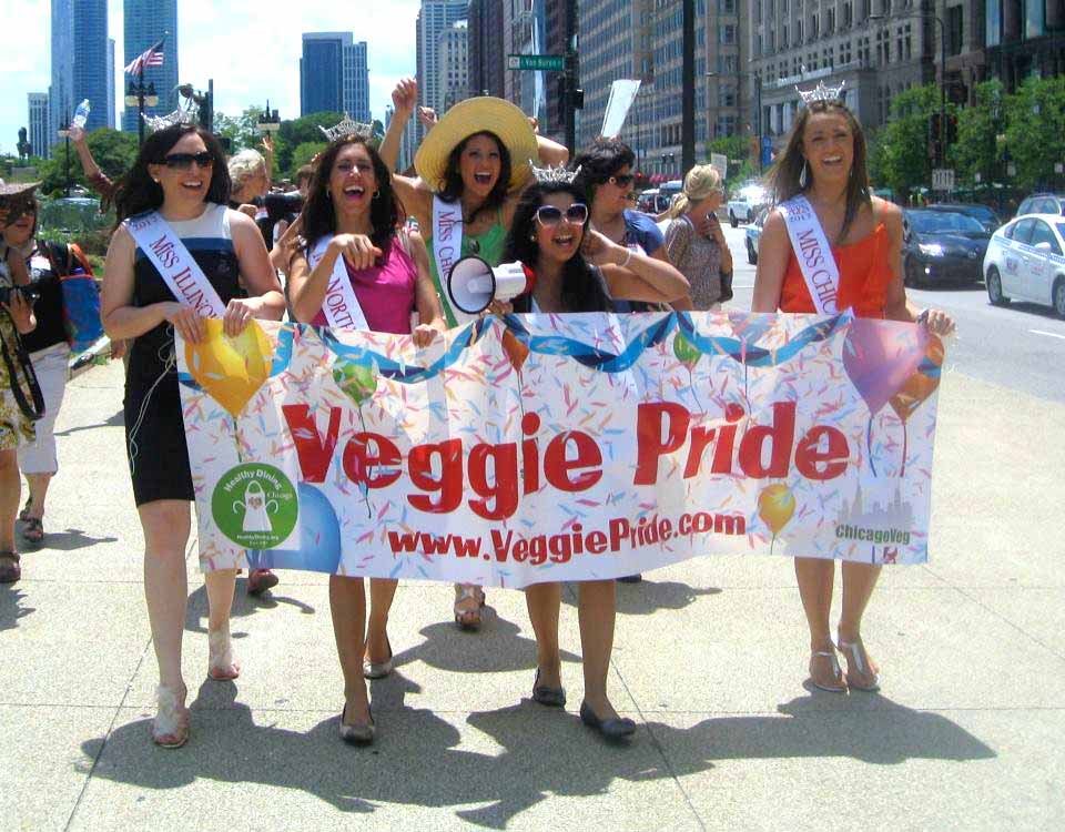 Chicago Veggie Pride Parade