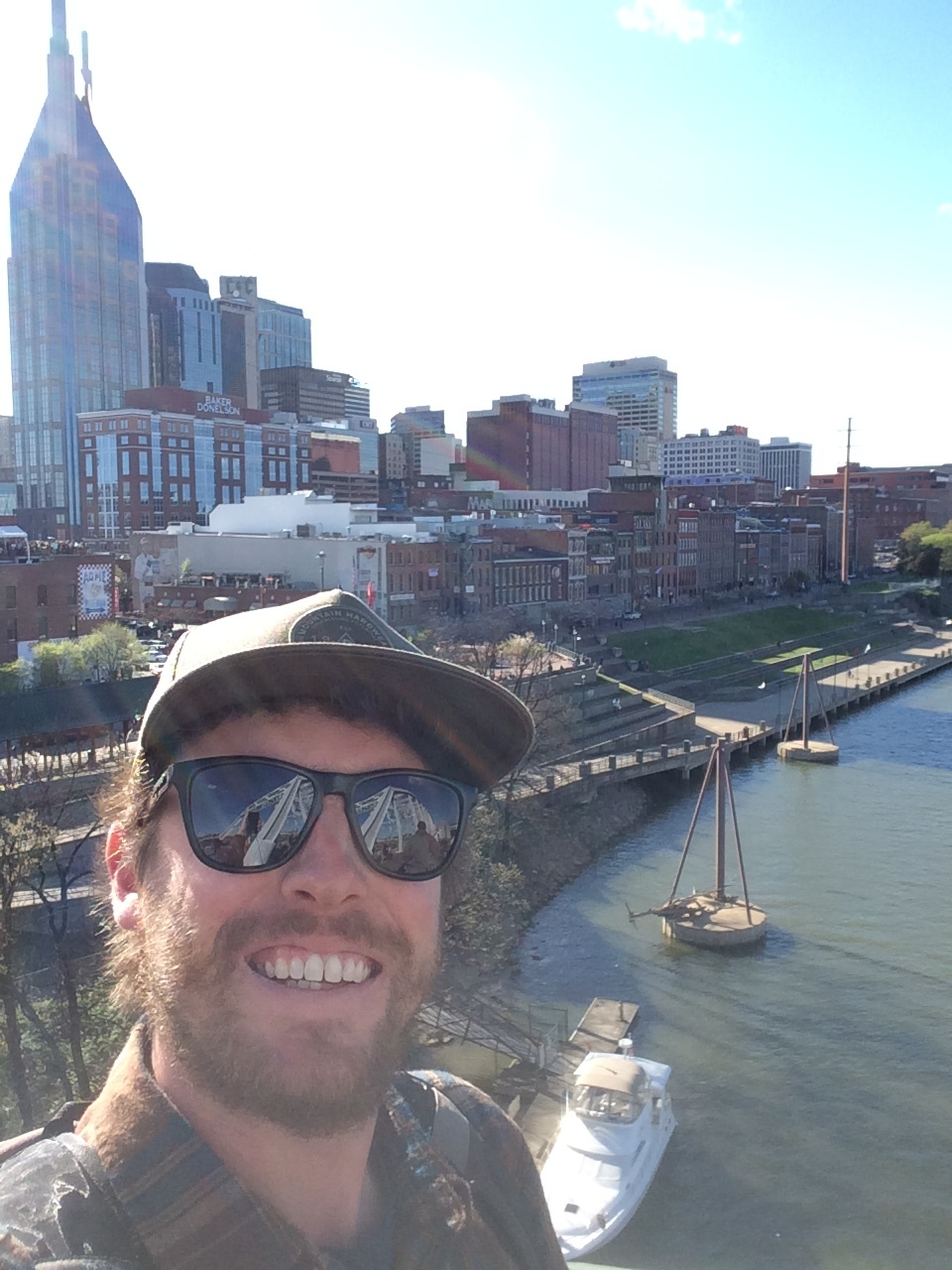 SNJ Experiential Educator Michael Casale attends NSTA Conference in Nashville, TN.