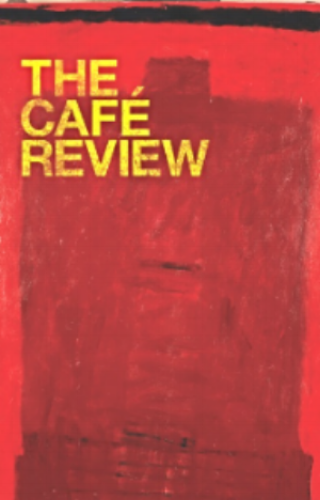 The Cafe Review  , cover and article