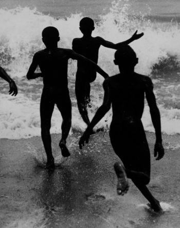 Three boys in Liberia.     CreditMartin Munkacsi/Howard Greenberg Gallery