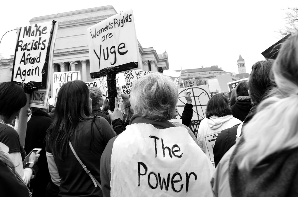 The Power |  The Women's March | Washington, DC | January 21, 2017